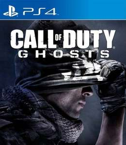 Call Of Duty: Ghosts - PS4 [Digital Code] £30 @ Amazon.com [US Accounts Only]