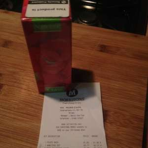 Narcisse chloé eau de toilette £2.17 @ Morrisons