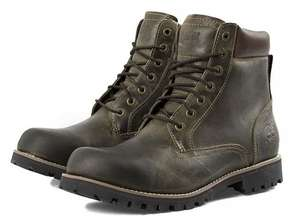 Timberland Classic 6 Inch Rugged Waterproof Boots RRP: £150 @  blue-thirteen outlet