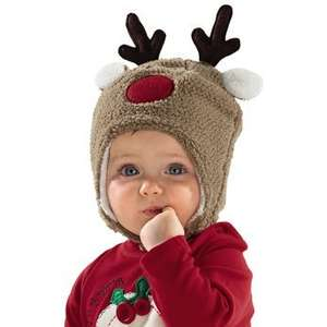 Fleece reindeer hat now half price - £2.46 @ Babies R Us