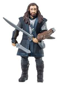 The Hobbit Action Figures (incl. Bilbo, Goblins, Legolas, Gandalf) starting at £1.77 up to £3 @ Amazon (add-on)