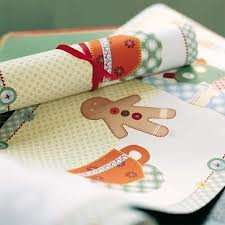 MAMAS AND PAPAS GINGER BREAD NURSERY WALL PAPER BORDER NOW £2 WAS £12 @ Tesco direct