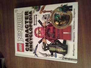 Lego Ninjago character encyclopedia £1.99 in store @ The Works