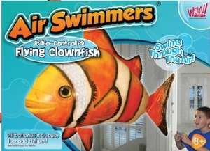 Air Swimmer Clown Fish - Like Nemo - (Add on Item)  Only £7.24 @Amazon