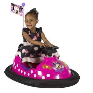 Minnie and Mickey Mouse Bumper Cars £129 reduced to £75.49 @ Amazon