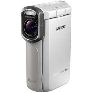 Sony GW55VE Waterproof Full HD Flash Memory Camcorder and Case - White £264.85 @ Amazon