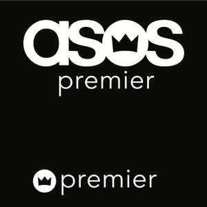 Asos premier 1 year membership (includes unlimited next day delivery with no min order value, and valid over christmas period) only £7.46 with code