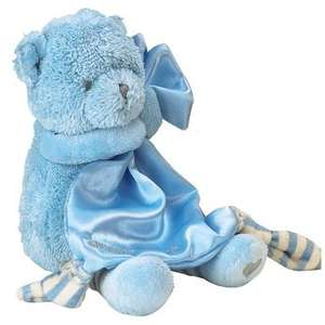 SnuggleChums 27cm Soft Toy - Bear only £4.96 delivered @BabiesRUs