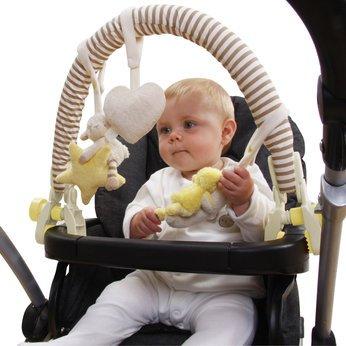 Snuggle Chums Pram Arch £4.96 @BabiesRUs