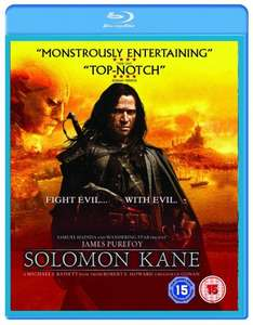 Solomon Kane [Blu-Ray Video Disc] £3.99 delivered @ DVD Source
