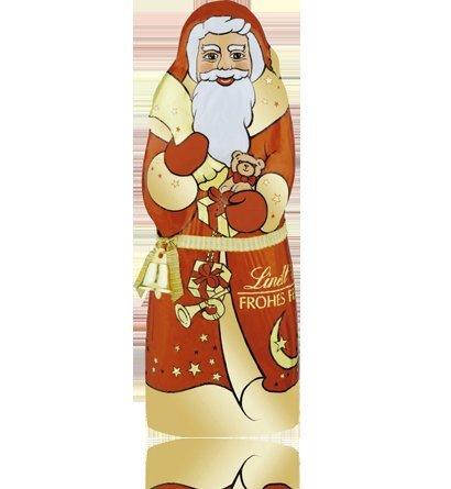 Chocolate Snowmen and Santa 4 for £1 @ B&M Macclesfield