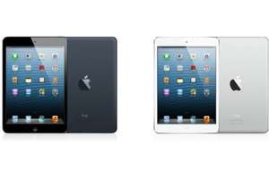 iPad Mini (Not Retina) WIFI 16GB BLACK/WHITE + £15 iTunes Voucher £229 with code @ ASDA Direct