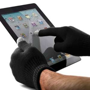 Touch screen Black magic gloves £1.00 delivered from Amazon