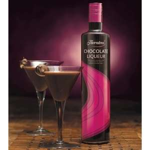 Thorntons Chocolate Liqueur only £10 @ asda, tesco & sainsburys