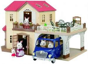 Sylvanian Families Maple Manor with Carport Playset £37.49 @ Amazon