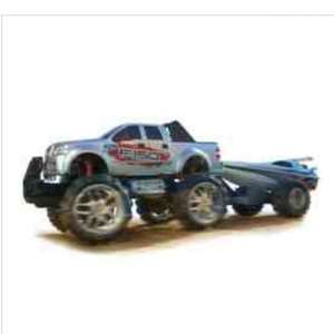 Fast Lane Remote Control Truck with Remote Control Boat NOW £29.96 @ Toys R Us