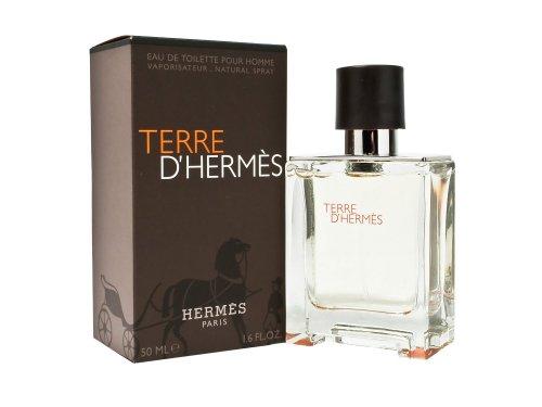 Hermes Terre D'Hermes Eau De Toilette 50ml £38.95 delivered @ Amazon