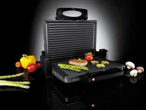 SILVERCREST® 3-in-1 Contact Grill - Lidl £24.99 (3yr warranty)