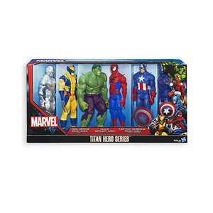 Disney Store - Marvel Titan Action Figure Set was £75 now £35