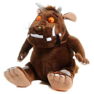 Large gruffalo soft toy half price £12.50 @ sainsburys in store