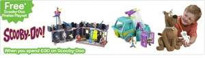 Scooby Doo Truck, Figures,Playset + Game (See description) £27.97 @ToysRUs (inc del)