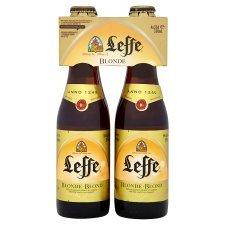 Leffe Blonde (4X330ml) £4.00 @ Co-Op instore