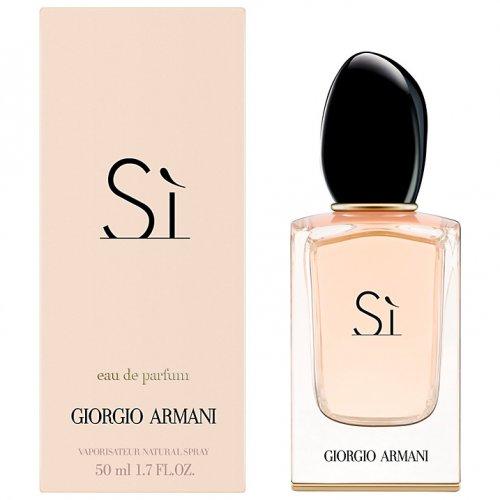 Giorgio Armani Si Eau de Parfum 50ml £44@John Lewis