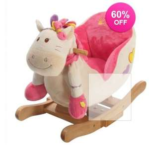 Baby Weavers Rocking Pony With Chair - £30 Delivered Next Day (rrp £75) @ Kiddicare