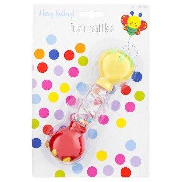 Hey Baby Fun Rattle £1 @ Poundland