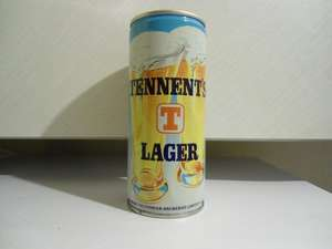 12 Tennents Lager for £6.66 @ Asda