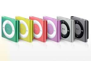 2GB 4th Generation iPod Shuffle for £32.99 @ Groupon photo-direct.co.uk.