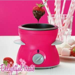 Chocolate Fondue Set £6.99 @ Home Bargains - free click and collect at store