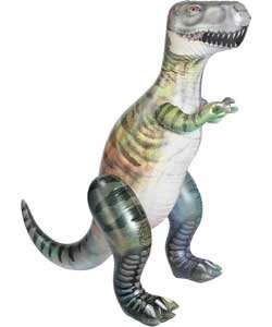 6ft Giant Inflatable Dinosaur. Argos £19.99