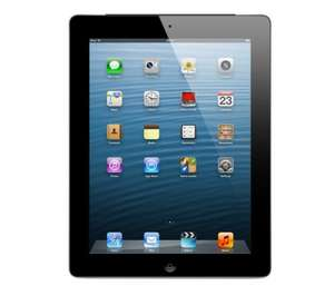Apple iPad with Retina display, 128GB, WiFi & Cellular £499 instore £429 online @ Currys