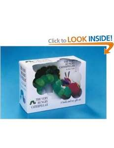 The Very Hungry Caterpillar: Book & Toy Gift Set £3.99 from Amazon