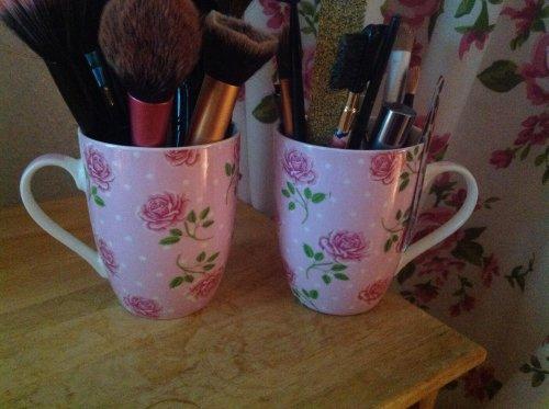 Cath Kidston style flower mugs **Bargain** £1.00 @ Poundworld
