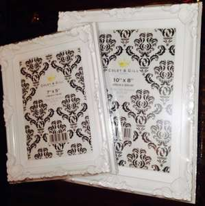 Coley & Gill ornate photo frames, 7x5 & 10x8, £1 Poundland