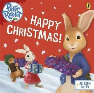 Peter Rabbit Animation: Happy Christmas! [Board book] £2.99 @ Amazon