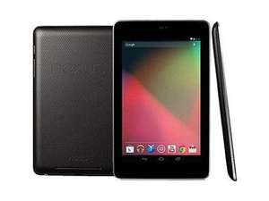 Nexus 7 ASUS Refurb Grade A  NVIDIA Quad Core 1GB 32GB 7 inch Android 4.1..BTSHOP - £109