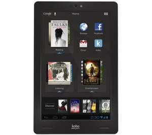 Kobo Arc 7 16GB!! @ PC World/Currys now reduced to £69.99