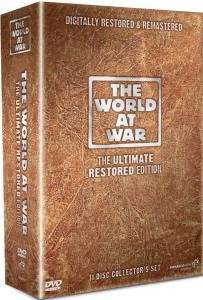The World At War: Restored DVD £12.00 delivered@ Tesco Direct