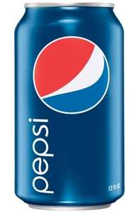 Pepsi 330ml x 24 instore @ Mission Mill Cash & Carry