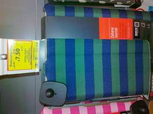 Ipad Case/Cover Griffin Cabana was £30 now £7.50 various colours @ tesco