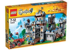 Lego Kings Castle 70404 £55 Woolworths