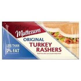 Matteson Turkey Rashers - ASDA £1