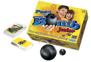 Pass the Bomb Junior edition @ Amazon - now £8.90!!