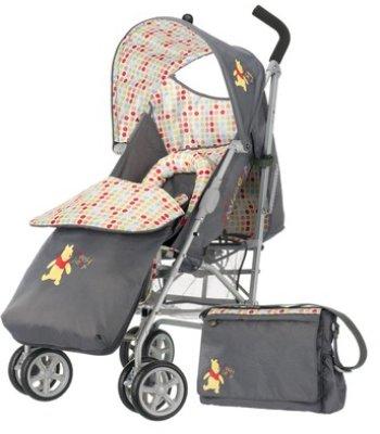 Obaby Winnie the Pooh stroller bundle £60 @ Amazon