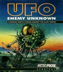 UFO / X-Com Enemy Unknown (Classic) play in your browser!
