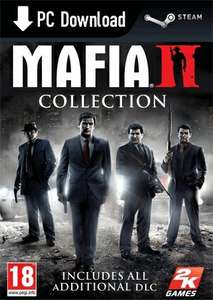 Mafia 2 Collection (Includes All 6 DLC Packs) £1 Download @ Game (Steam)