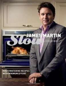 Slow Cooking: Mouthwatering Recipes with Minimum Effort by James Martin [Hardback] 80% off £3.99 @ Amazon + Amazon Prime